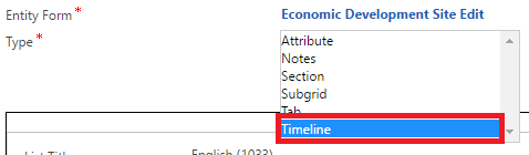 dynamics 365 portals display activities with timeline colin